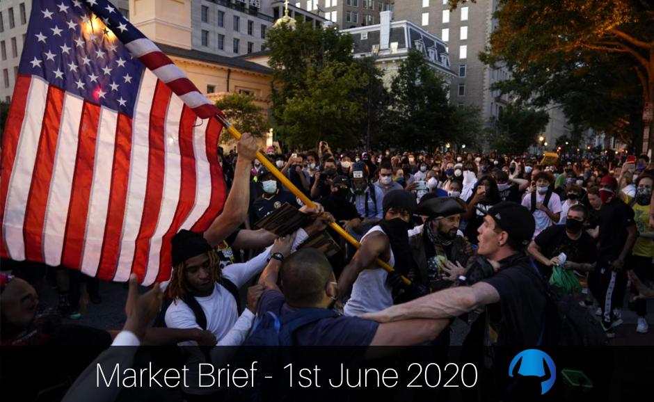 WEEKLY MARKET BRIEF - 1st JUNE 2020