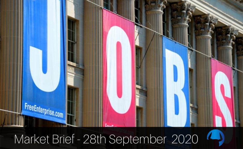 US Jobs surprise this week?