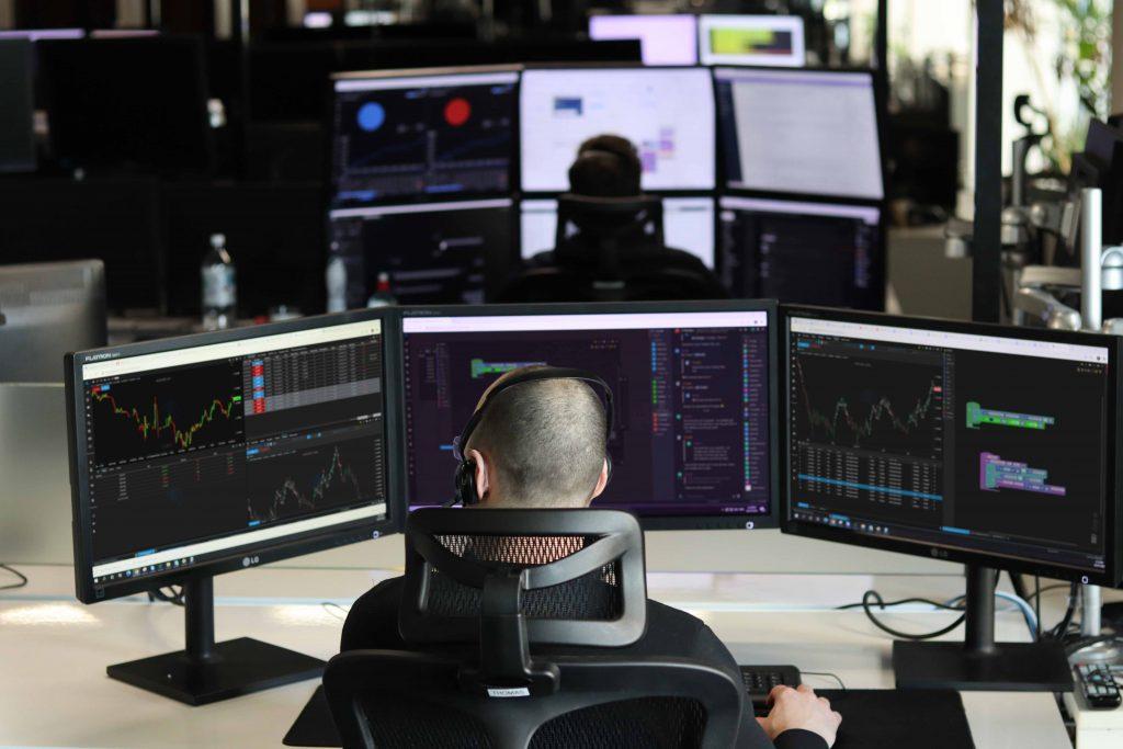 Trade View Trading Desk