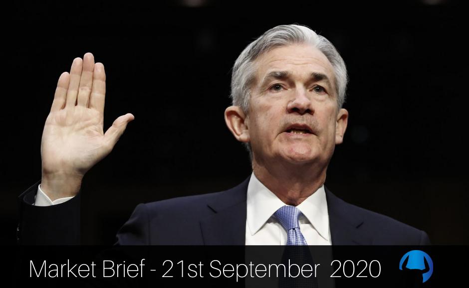 FED Chair Powell Testifies