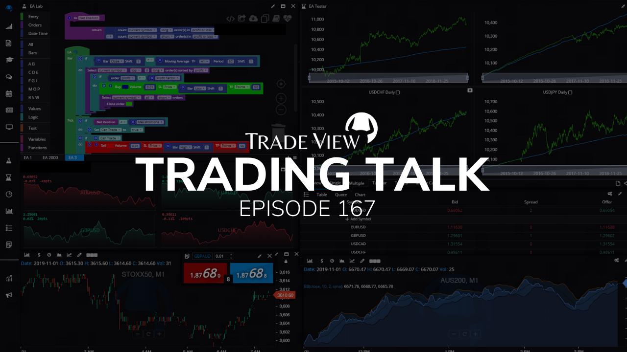 TRADING TALK Episode 167